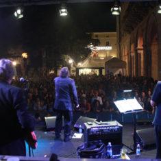 Delta Wires, Giadini Carducci Stage, Umbria Jazz Festival, Perugia Italy
