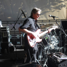 Tom Gerrits, Carducci Stage - Umbria Jazz Festival, Italy