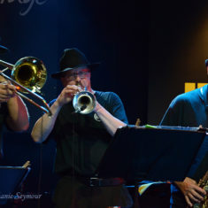 David, John, Gerald - Umbria Jazz, Italy